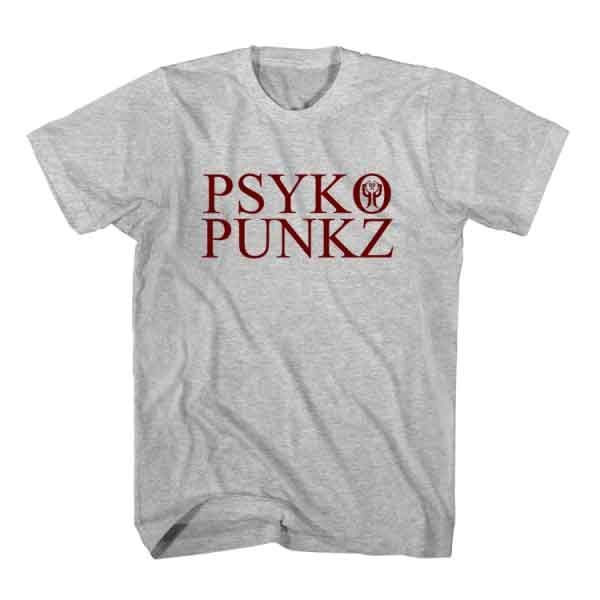cool T-Shirt Psyko Punkz is one of best selling dj hoodie / sweatshirt in USA, UK and Europe. Only 14 with Discount 25% off for new customer. Check more at http://www.ardamus.com/shop/t-shirt-psyko-punkz-dj-t-shirt-unisex/
