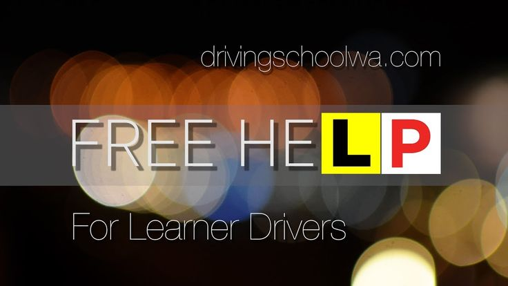 Tips on how to Pass Driving Assessment - Free Driving Test Advice - Perth, Western Australia