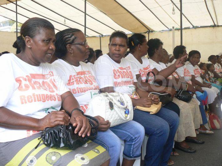 Chagos Refugee Group Celebrates 30th Year of Struggle.