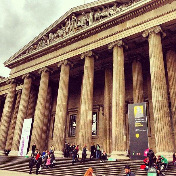 British Museum itt: London, Greater London