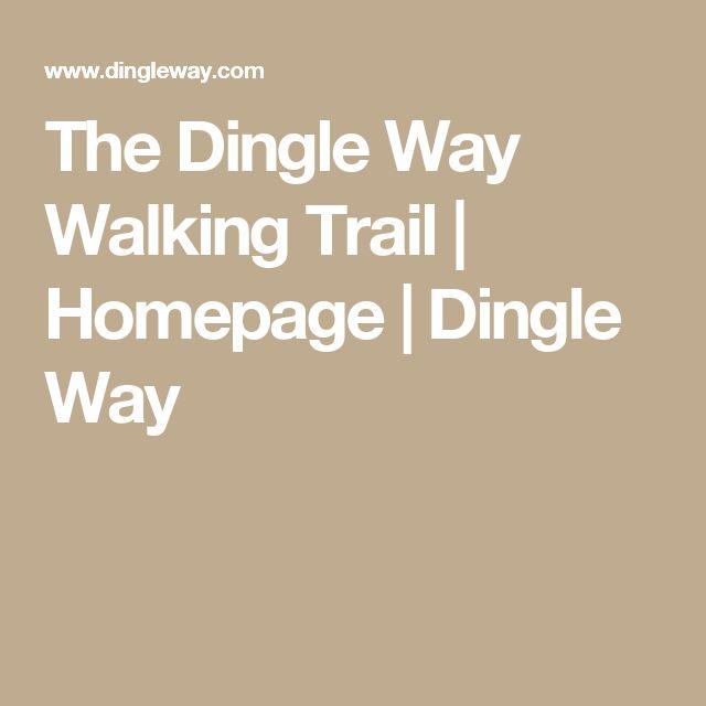 The Dingle Way Walking Trail | Homepage | Dingle Way