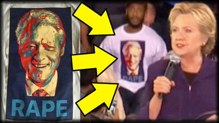 BREAKING: CLINTON RALLY DISRUPTED WHEN HILLARY CONFRONTED ON STAGE BY SH...