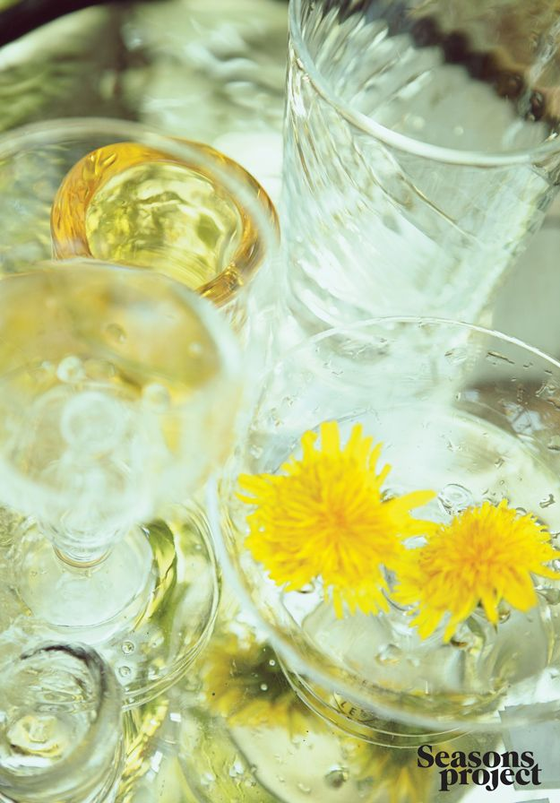 Seasons of life №4 / July-August 2011 issue #seasonsproject #seasons #mood #yellow #flower