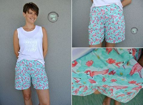 436 best Nähen - Kleidung images on Pinterest | Sewing, Upcycled ...