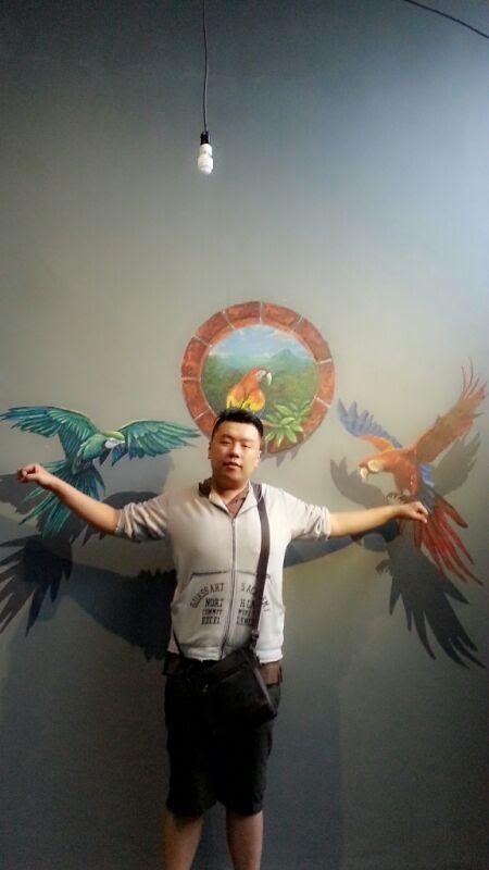 Wall Painting Jogja, Mural , 3D Art