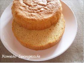 「小麦・乳不使用☆米粉のスポンジケーキ」わちっこ   お菓子・パンのレシピや作り方【corecle*コレクル】