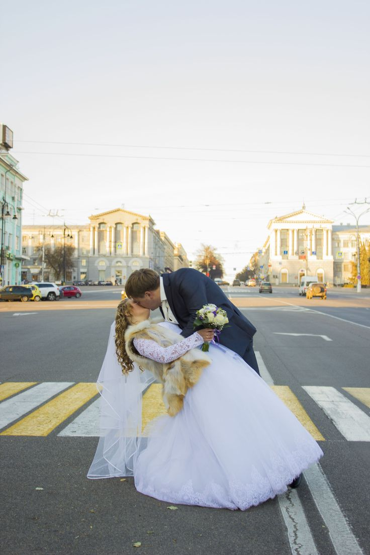 Красная площадь Курск Свадьба