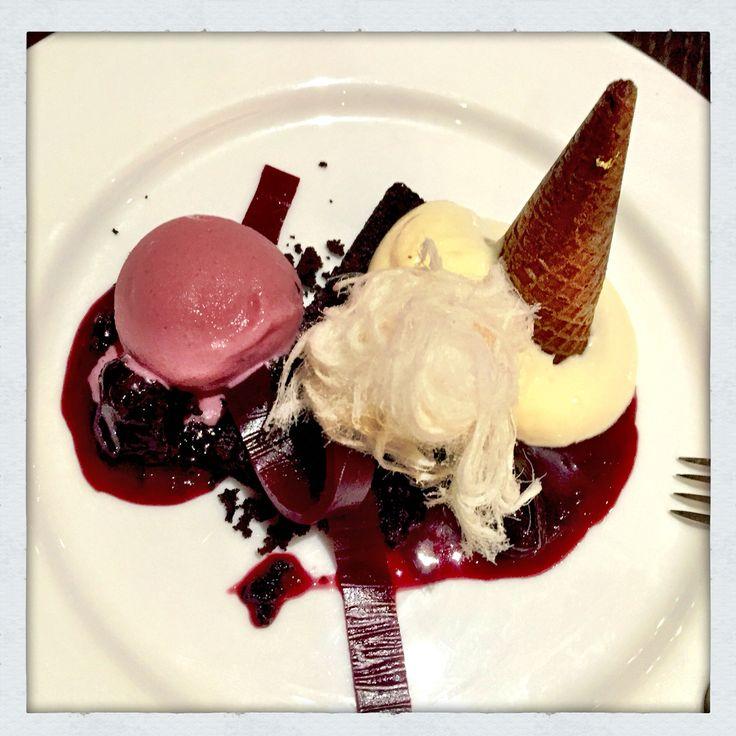 Art or dessert??? Both actually....