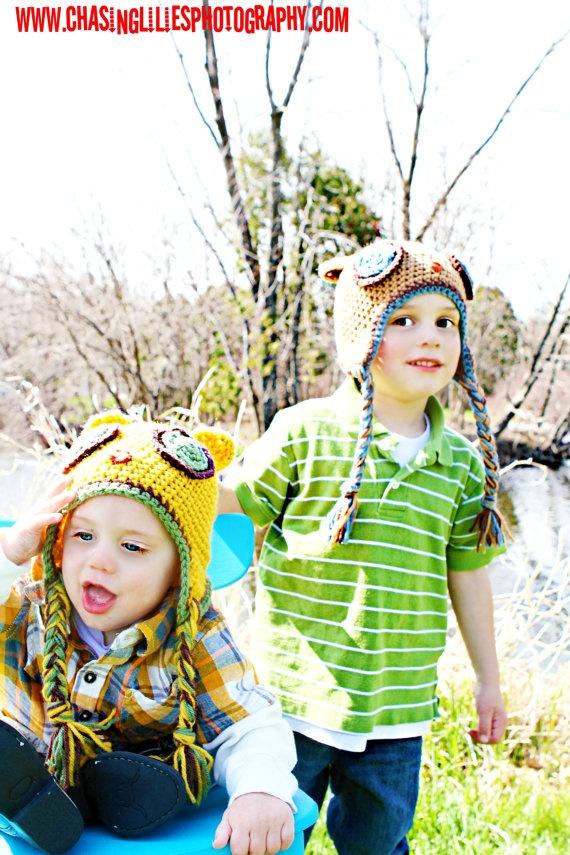 Crochet, crochet...: Kids Hats, Animal Hats, Idea, Crochet Hats, Cute Hats, Cute Kids, Crochet Kids, Crochet Owl Hats, Adorable Kids