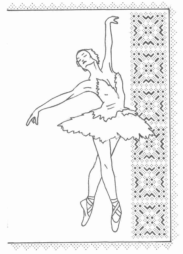 ballerine Lesley Parchment Patterns