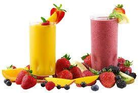 Healthy children smoothies
