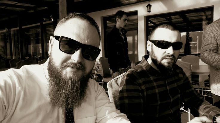 #beards #ootd's