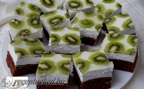 Želé-smotanové kocky s ovocím: Krémové pokušenie, ktorému neodoláte!