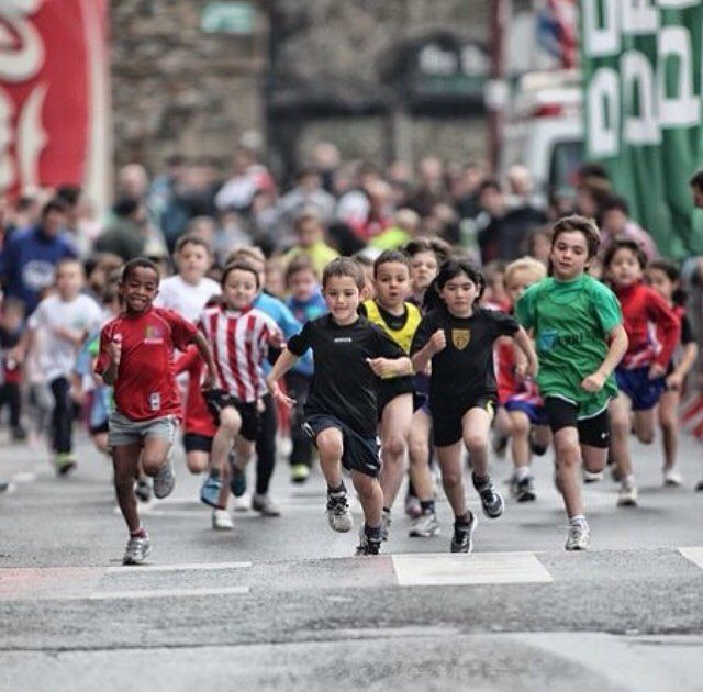 Children are the promise of the future the assurance of greater things to come. . Have a great day . . . Follow us use hashtag #wonderfulrunning and join the movement . . . . . . . . @fotorunners.es