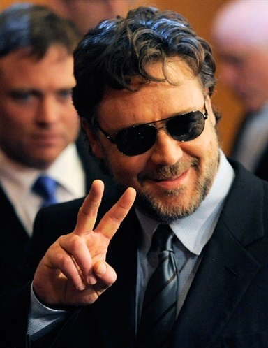Russell Crowe.....just love this Aussie!