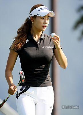 女子プロゴルファーには、何故かデカ〇〇女が多い(●^o^●)
