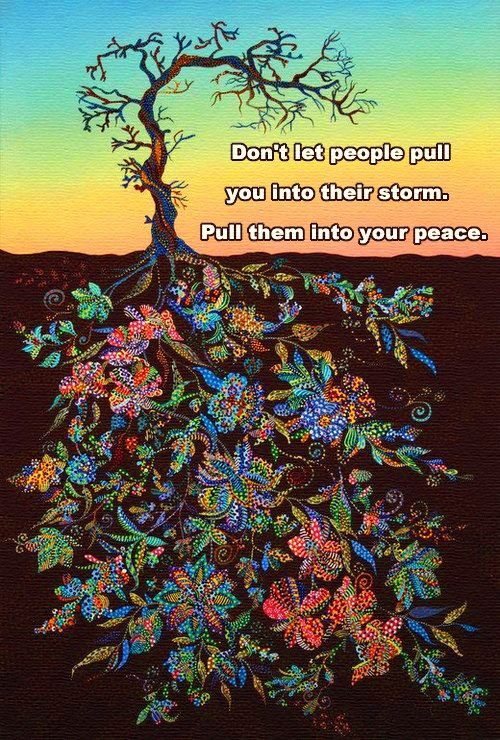 when you lose your ego, you can be pulled into the peace of another. it is your ego that says you got there all by yourself. -Paige :]