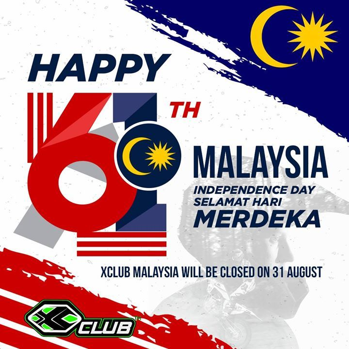 Selamat Menyambut Hari Kemerdekaan Malaysia Ke 61 We Will Be Closed On 31st Aug 2018 And Will Be Opened As Usu Malaysia Coffee Shop Branding Hari Kemerdekaan