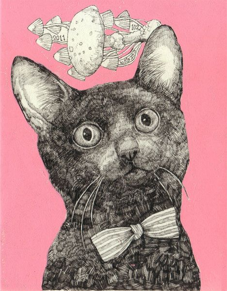 50 Awesome Artworks by Yuko Higuchi | tsunagu Japan