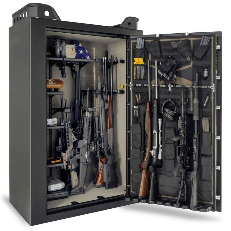 2014 Browning US37F Gun Safe 23-43 Gun Tactical Gun Safe - US Made #GSUS37F