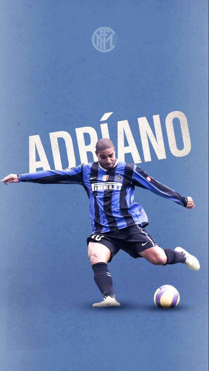 Adriano Inter In 2020 Inter Milan Milan Wallpaper Football