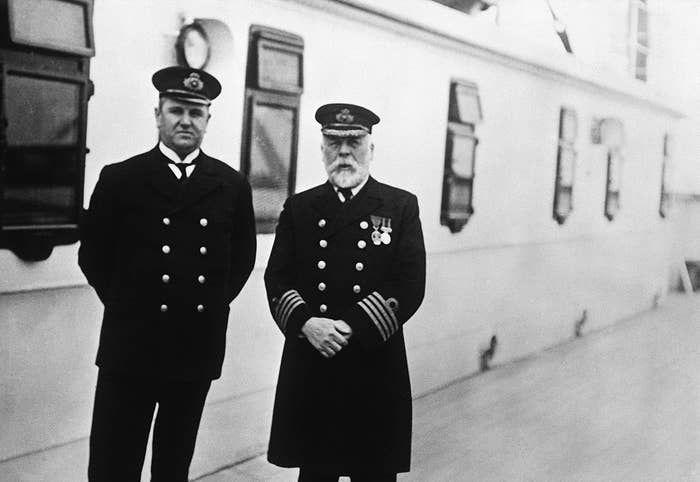不運な旅へと向かうタイタニック号 その沈没直前の写真たち タイタニック タイタニック号 写真
