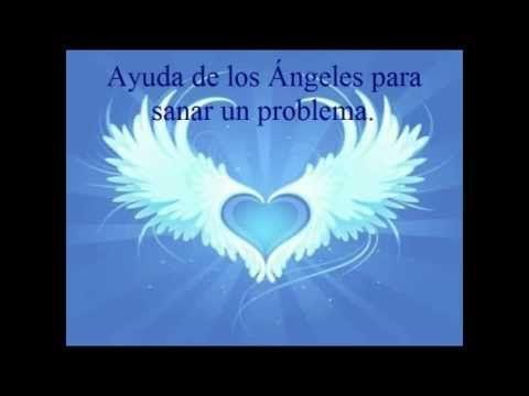Meditación guiada: ayuda de los ángeles para sanar un problema.