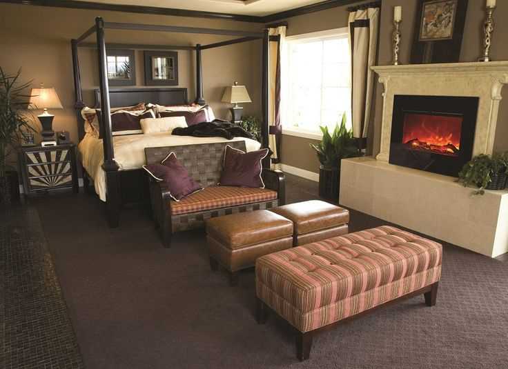 9 best bedroom electric fireplaces images on pinterest - Bedroom electric fireplace ideas ...