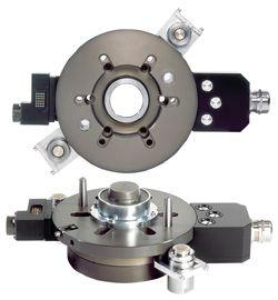 Componentes Mecânicos para Robótica Industrial (Trocador de Ferramenta Pneumático) - Fabric. IPR GmbH