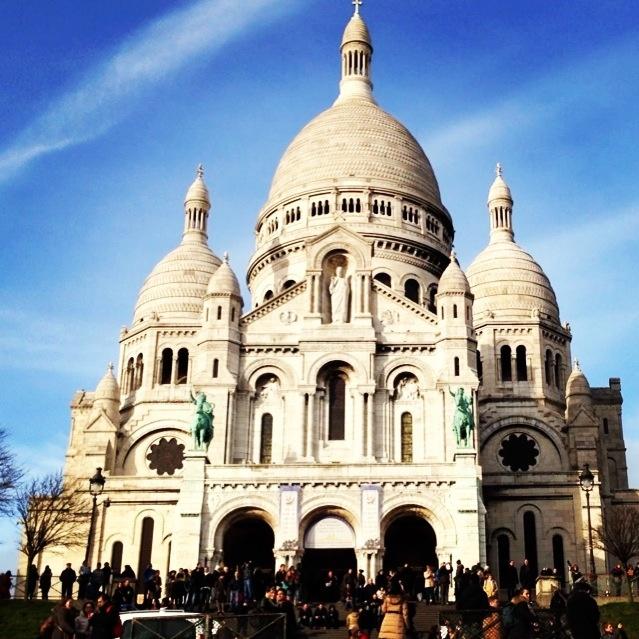 Basilique di Sacre Cœ