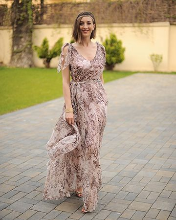 Faboulous maxi dress by Colors of Love - Dreamcatcher Dress