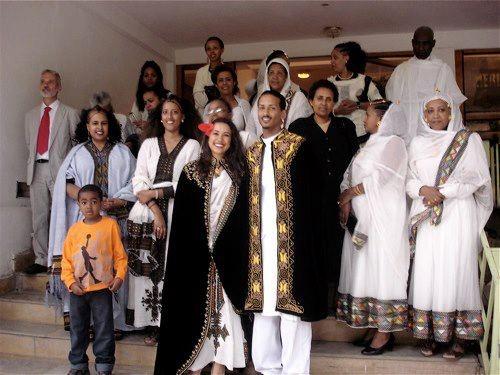 Mariage Ethiopien - Ethiopian wedding #RencontreAfricaine @Chocomeet.com.com @BenDeChocomeet #Team237 #chocomeet