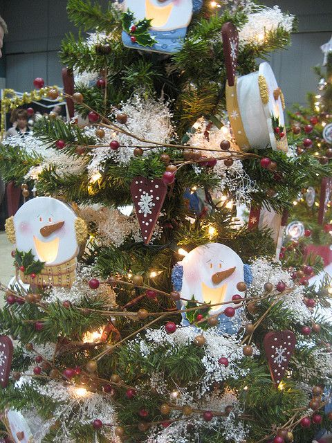 Create the best theme decorated christmas tree ever