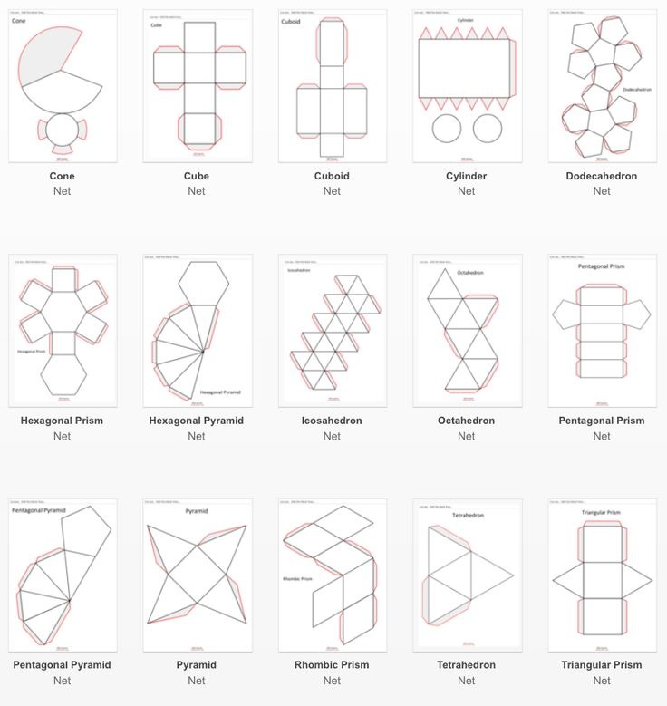 25 best ideas about construccion de cuerpos geometricos for Hacer planos facil