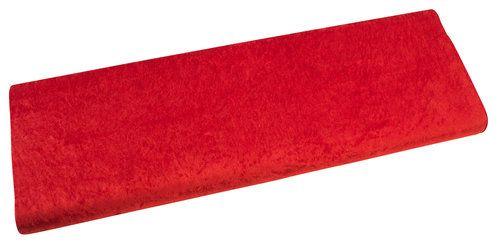 Nervøs fløyel GNIST 3 m/pk rød | JYSK