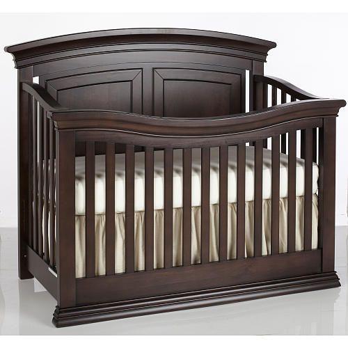 Sorelle Verona 4 In 1 Lifetime Convertible Crib Vintage