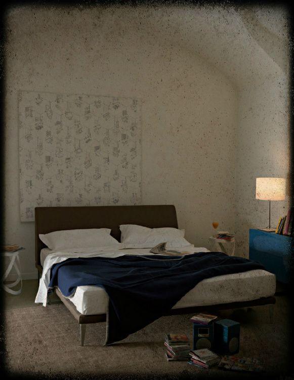CAPPELLINI Bed by Jasper Morrison