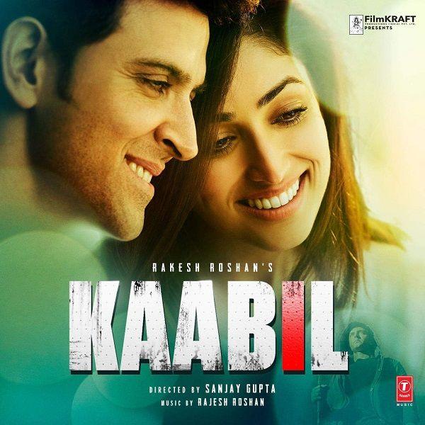 Kaabil (2016) Mp3 Songs