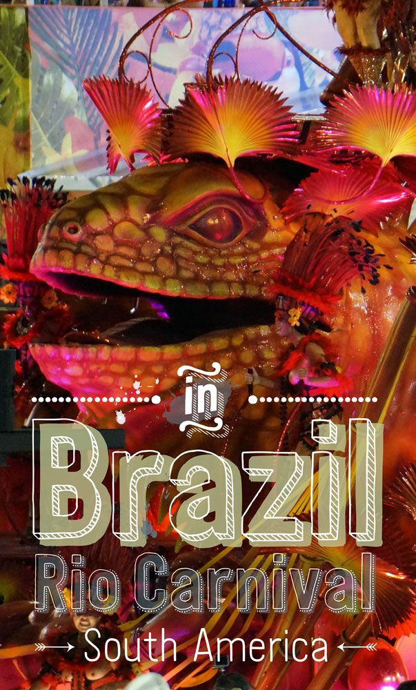 Tips for Brazil on the lead up to the Rio Carnival. It's a lively place and all about happy crowds, costumes and having a dance.