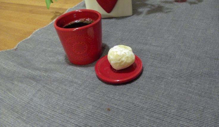 Ernsts fantastiska vita tryffel - Recept