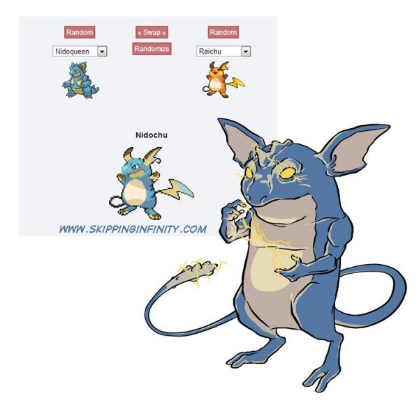 25 More Incredible Pokemon Fusions (Page 4) - Dorkly Article