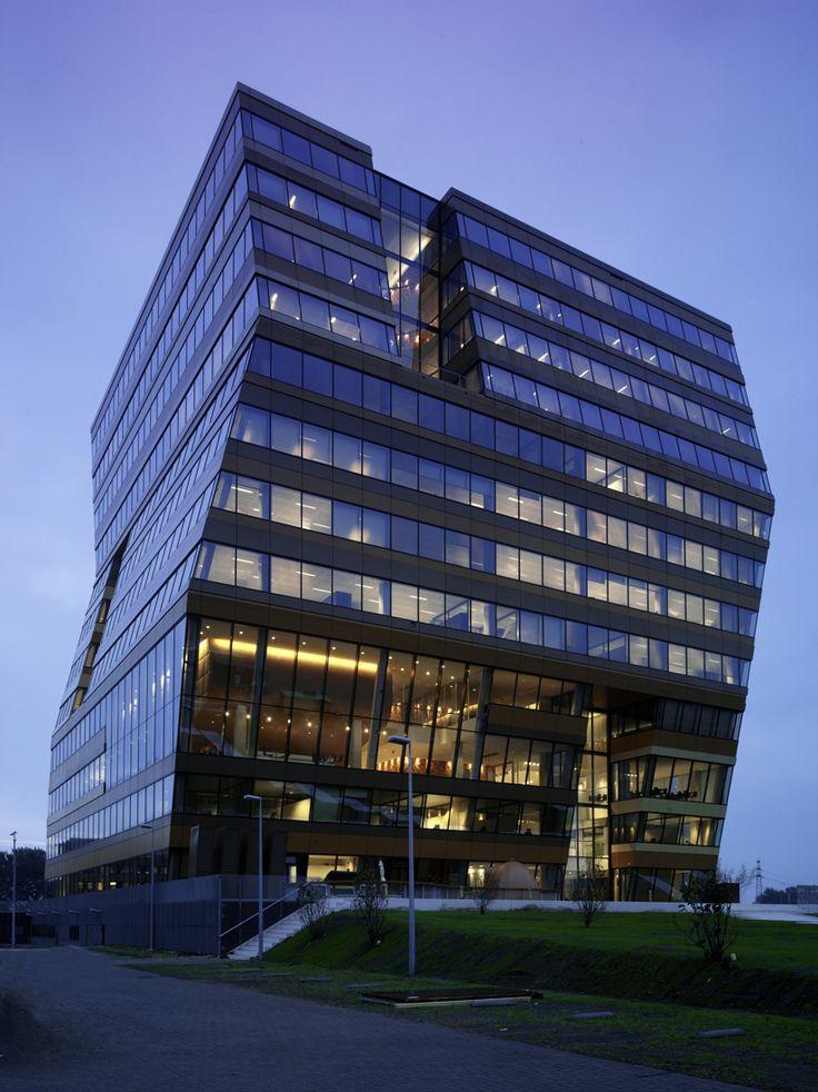 Menzis office building frontside