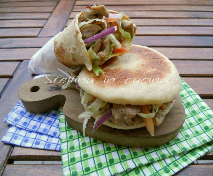 Kebab fatto in casa-ricetta tunisina