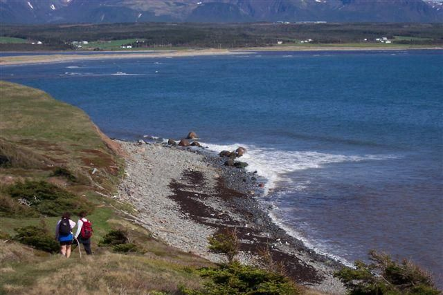 Codroy Valley, Newfoundland, Canada. A town outside of Port Aux Basques that I taught in. Very serene.