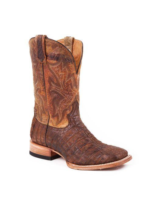 Im pretty sure I have the baddest boots around- Caiman alligator boots