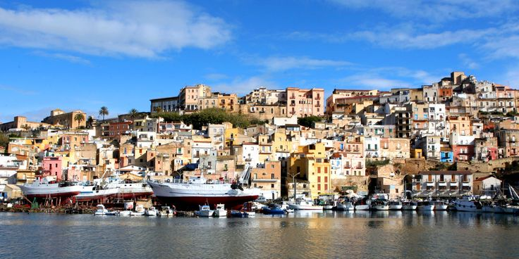 The Port of Sciacca