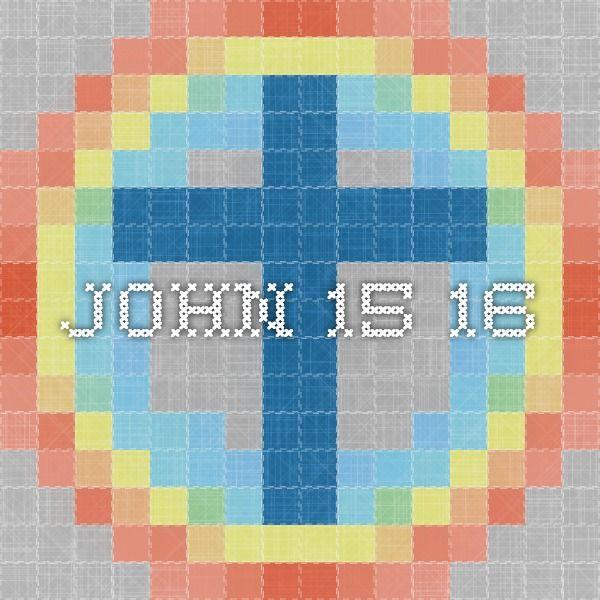 John 15-16