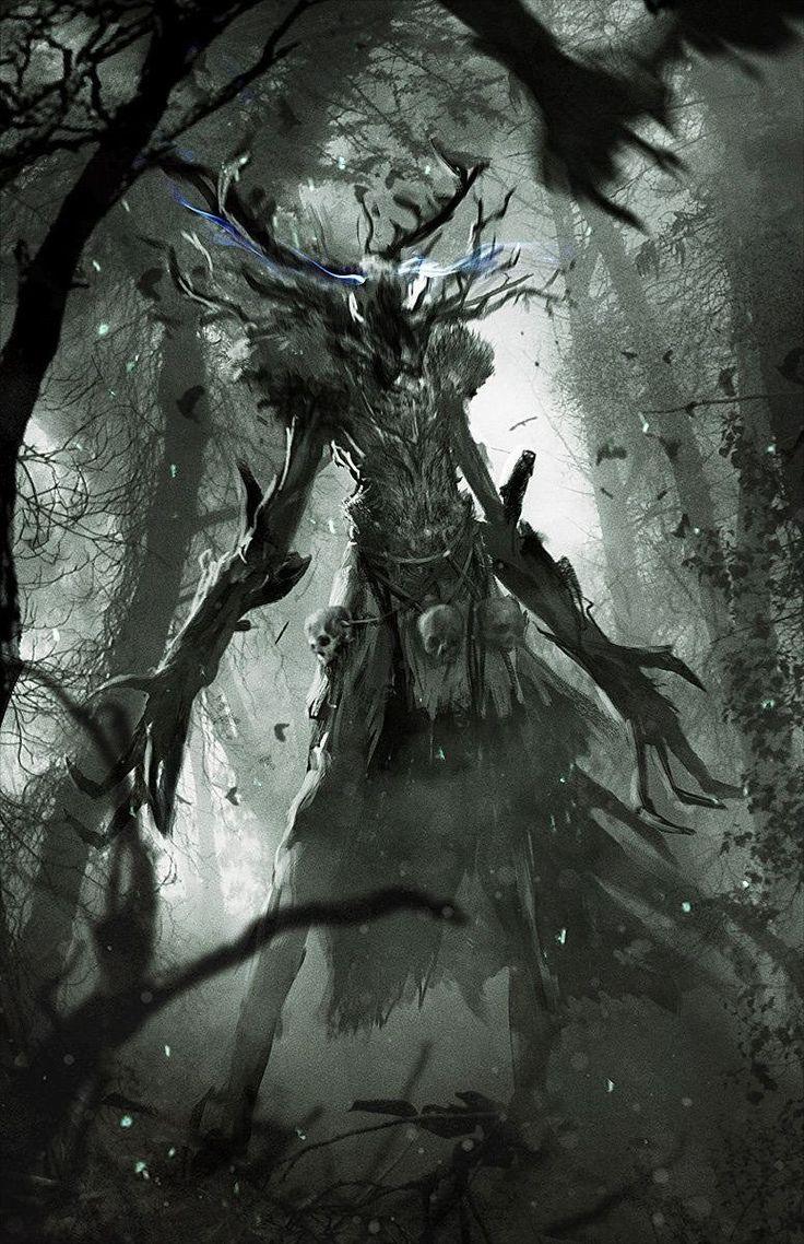 Fantásticas ilustraciones medievales [The Witcher]