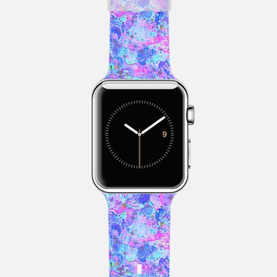 """Get $10 off using code: 5K7VFT """"Time for Bubbly, Again"""" by Artist Julia Di Sano, Ebi Emporium on @casetify Fine Art Abstract Acrylic Pastel Painting Elegant Bright Airy Turquoise Aqua Blue Soft Pink Circles Swirls Pattern Minimalist Design Colorful Apple Watch Tech Device Fashion Accessories #art #pink #girly #pastel #turquoise #blue #aqua #swirls #shapes #pattern #abstract #simple #painting #techdevice #tech #Apple #AppleWatch #watch #time #chic #fashion #accessories #style #stylish #modern"""