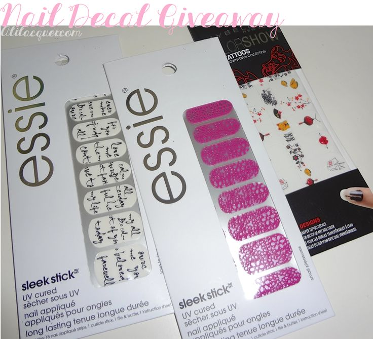 Essie Nail Appliques: 31 Best Alilacquer Reviews Images On Pinterest